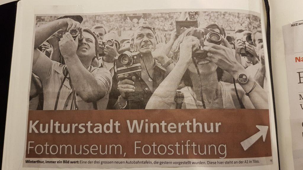 Fotostadt Winterthur